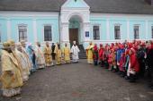 ВОЛИНЬ. Житомирський архіпастир взяв участь у святкуванні 1025-річчя утворення древньої Володимир-Волинської єпархії.