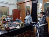 Соборна Літургія Напередосвячених Дарів!