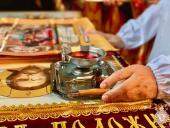 Митрополит Никодим молитовно відзначив 12-річчя архієрейської хіротонії: літургія у Спасо-Преображенському кафедральному соборі!