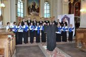 Хор Свято-Миколаївського собору м. Бердичева став дипломантом ХІІ-го Міжнародного фестивалю духовного співу «Кременецькі хорові вечори «Ave Maria»