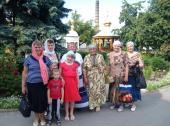 Парафіяни Свято-Петропавлівського храму с. Реї здійснили паломницьку поїздку до Свято-Успенської Почаївської Лаври
