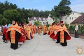 Престольне свято Свято-Анастасіївського монастиря м. Житомира!