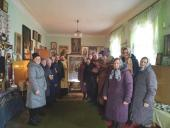 Православні віруючі сіл Обухівки і Маркушів схилилися перед чудотворною іконою святого апостола Андрія Первозванного