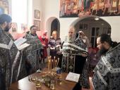 Соборна літургія духовенства Попільнянського благочиння!
