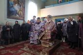 Малі Низгірці. Сповідь священства Ружинського благочиння.