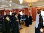 Митрополит Никодим провів зібрання благочинних Житомирської єпархії!