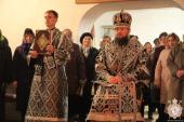Сповідь духовенства. Митрополит Никодим відвідав Ружинське благочиння!
