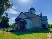 Митрополит Никодим відвідав Андрушівське благочиння та очолив Божественну літургія у селищі Городківка!