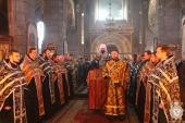 Чинопослідування Пасії у кафедральному соборі!
