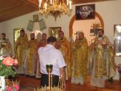 Святий Іоане Хрестителю моли Бога за нас.