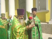 День Святого Духа у Свято-Троїцькому храмі м. Бердичева!