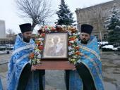 Із 3-го по 17-е грудня у храмах Бердичівського благочиння перебуватимуть частинки мощей святої великомучениці Параскеви П'ятниці