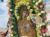 Корець! Божественна літургія в день шанування ікони Божої Матері «Споручниця грішних»