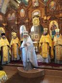 Благочинний Попільнянського району відзначив молитовно День Ангела!