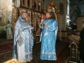 Різдвяний піст: загальна сповідь духовенства Бердичівського благочиння та соборна Божественна Літургія