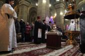 Архіпастир очолив святкову вечірню молитву накануні Хрещення Господнього!