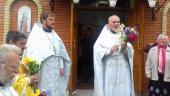 Престольне свято відзначили вірні в селі Молочки!