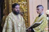 Митрополиче богослужіння у Спасо-Преображенському кафедральному соборі!
