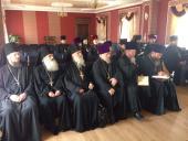Зібрання благочинних Житомирської єпархії