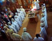 У Попільні вітали благочинного із 30-річчям священицької хіротонії!