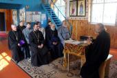 Зібрання священиків Андрушівського благочиння!