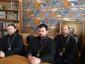 Відбулися квітневі збори духовенства Бердичівського благочиння!