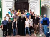 Недільна школа Свято-Успенського архієрейського собору відвідала Почаївську Лавру!