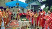 Престольне свято парафії Святих Царських мучеників і страстотерпців