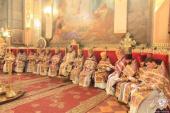 Митрополит Никодим очолив літургію Великого Четверга та чин умовіння ніг!