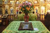 Всенічна накануні свята Входу Христового до Єрусалима!