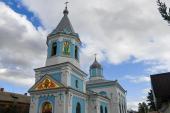 В день свята Покрови Пресвятої Богородиці своє Престольне торжество відзначив Свято-Покровський храм Житомира!