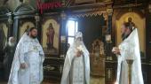 Духівник Житомирської єпархії молитовно відзначив День Ангела!