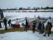 У селі Скаківці святкували Хрещення Господнє!