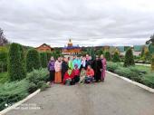 Поїздка бердичівських паломників до святинь монастирів Житомирщини