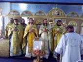 Сповідь духовенства Пулинського благочинного округу.