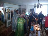 Духовенство Коростишівського округу приступило до таїнства Покаяння.
