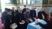 Збори священиків Чуднівського округу.