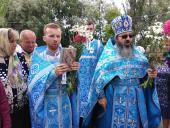 Святкування на честь Тихвінської ікони Божої Матері у селі Малосілці