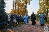 Митрополит Никодим звершив чин освячення храму на честь Успіння Пресвятої Богородиці в селищі Осикове!