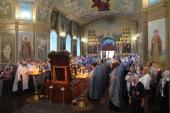 Розпочались урочистості з нагоди шанування Подільської ікони Божої Матері!