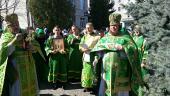Молитва о мире в Коростышевском благочинии.