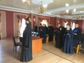 Архієпископ Никодим очолив збори священиків Андрушівського благочиння!
