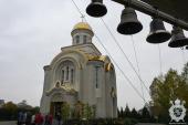 Митрополит Никодим очолив Божественну літургію в Овруцькій єпархії УПЦ