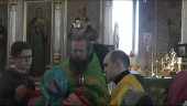 У всіх храмах Новоград-Волинського благочиння відбулися особливі молебні за мир у нашій державі.