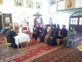 Зібрання священиків Черняхівського благочиння.