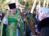 За мир в Україні молились прихожани і дітки Свято-Володимирського храму с. Слобода Романівська