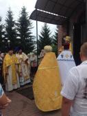 Престольне свято відбулось у Свято-Володимирському храмі с. Слобода-Романівська!