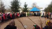 Вербна Неділя зібрала на спільну молитву вірян у Слободі Романівській!