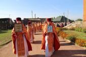 Пасха Христова в Озерному!