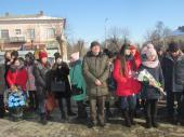 Молитовне зібрання громадськості м. Бердичева на вшанування пам'яті Героїв, які віддали свої життя за Україну